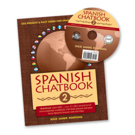 Spanish Chatbook & CD 2 - Adult Spanish course resources