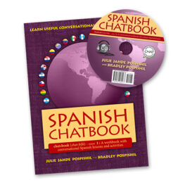 Spanish Chatbook & CD 1 - Adult Spanish course resources