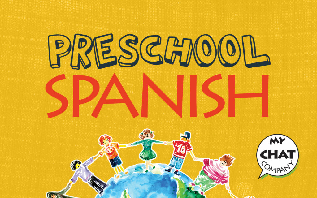 Online Spanish Lessons for Children by My Chat Company