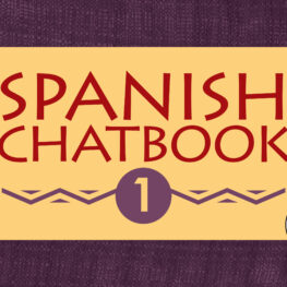 Spanish Chatbook 1 - Online adult Spanish course